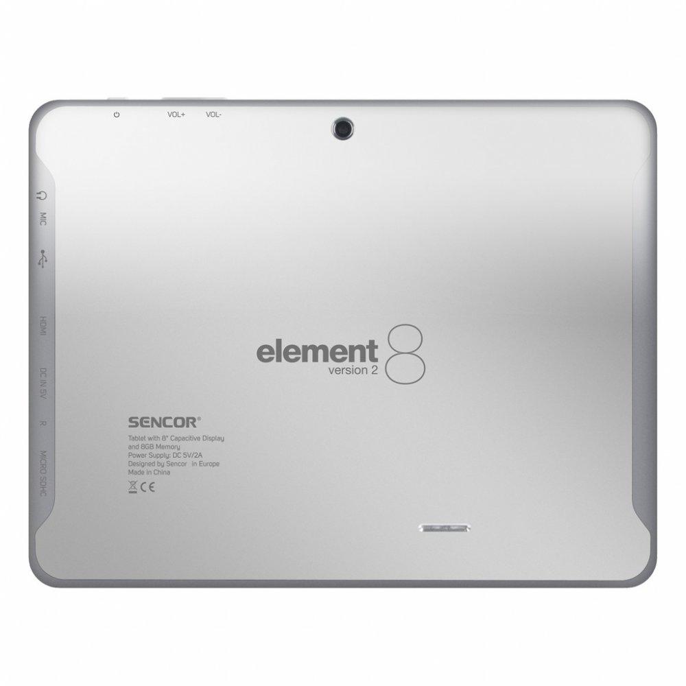 Sencor Element 8 V2