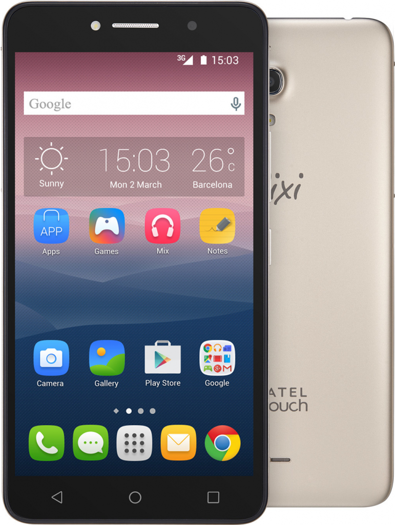 Alcatel PIXI 4 8050D HD