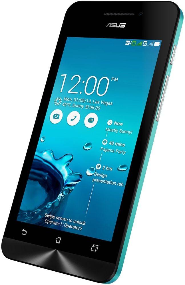 Asus ZenFone 4 ZE554KL Dual SIM