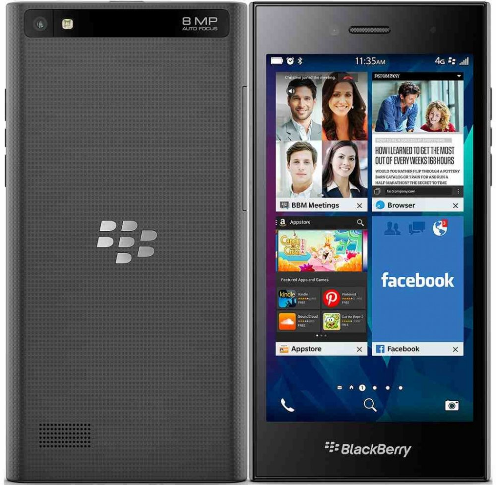 BlackBerry Leap