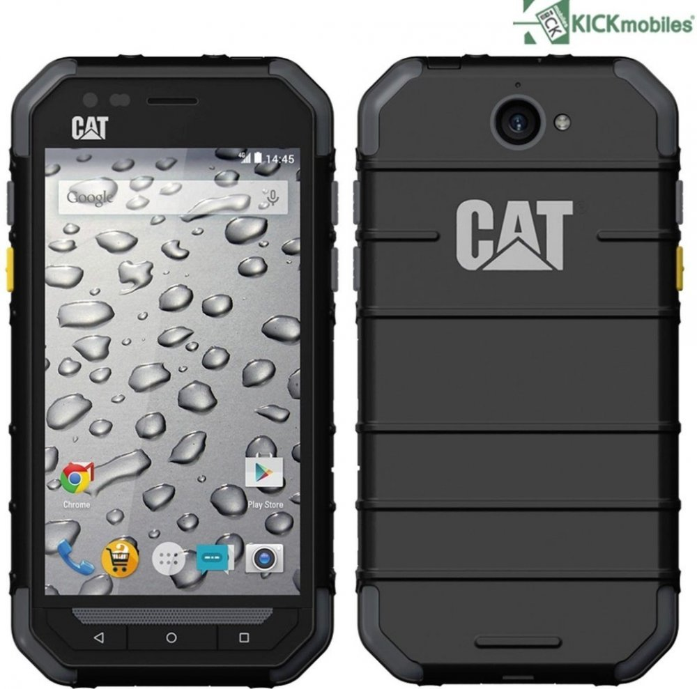 Samsung Xcover  Vs Cat S