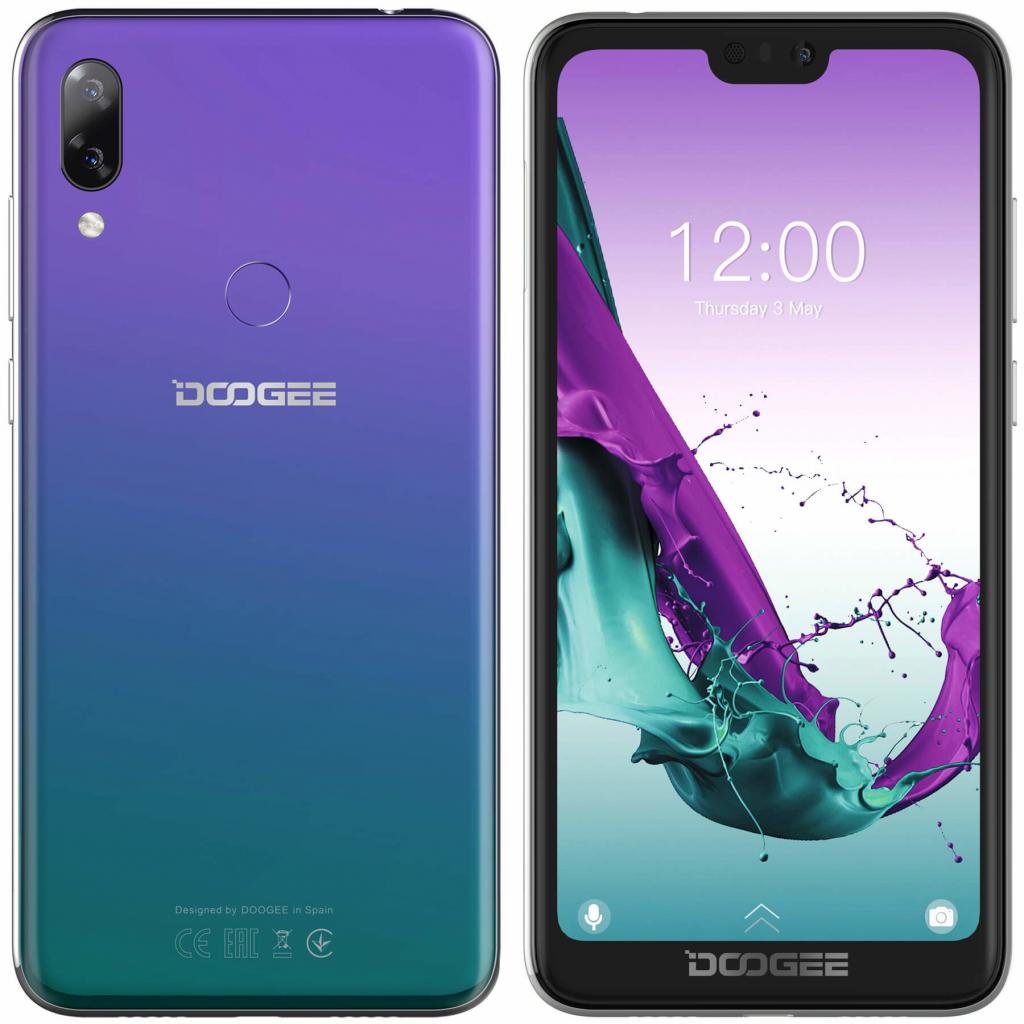 Doogee Y7 3GB/32GB Dual SIM
