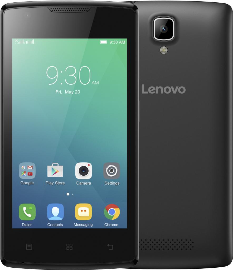 Lenovo A Plus Dual SIM