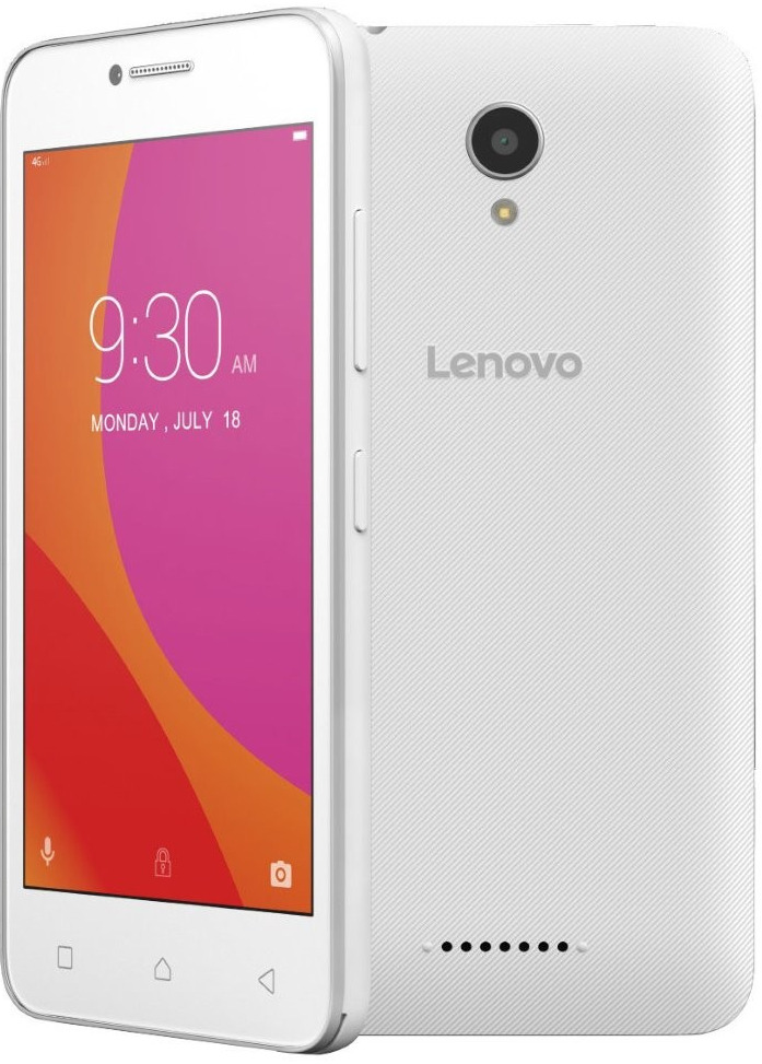 Lenovo B Single SIM