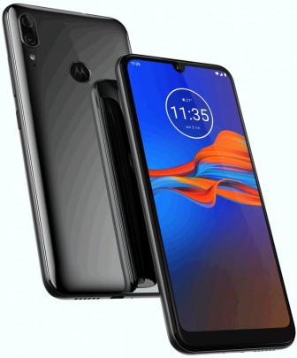 Motorola Moto E6 Plus 4GB/64GB Dual SIM
