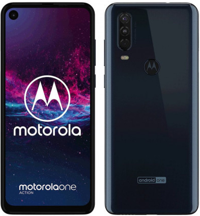 Motorola One Action 4GB/128GB Dual SIM