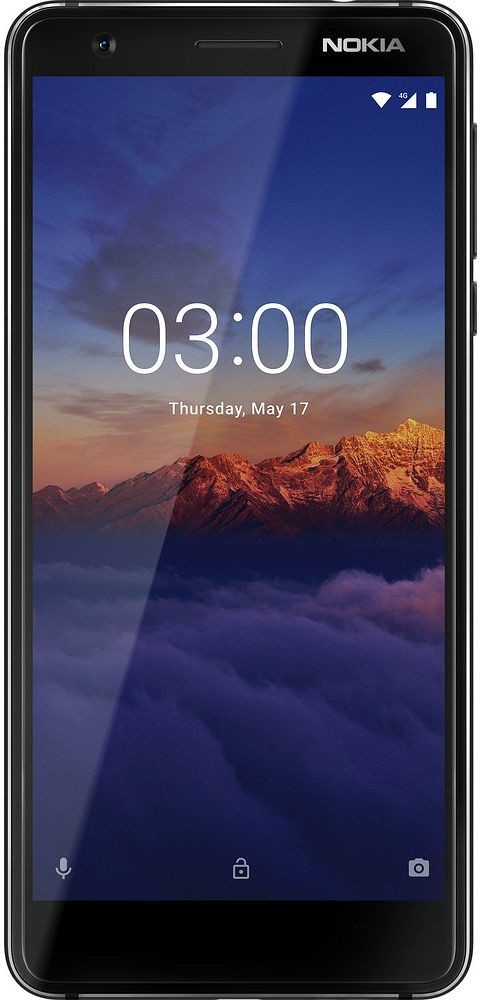 Nokia 3.1 Single SIM