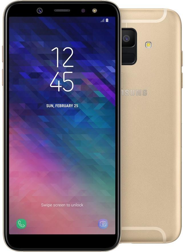 Samsung Galaxy A6 A600F Dual SIM