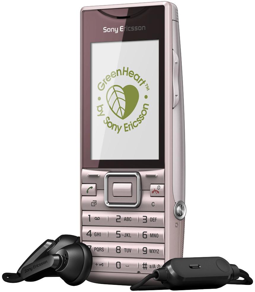 Sony Ericsson J10i Elm