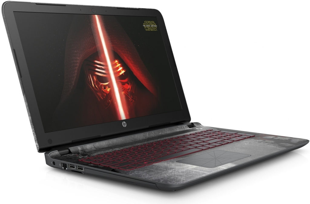 HP Pavilion 15-an001 Star Wars Edition T1L23EA