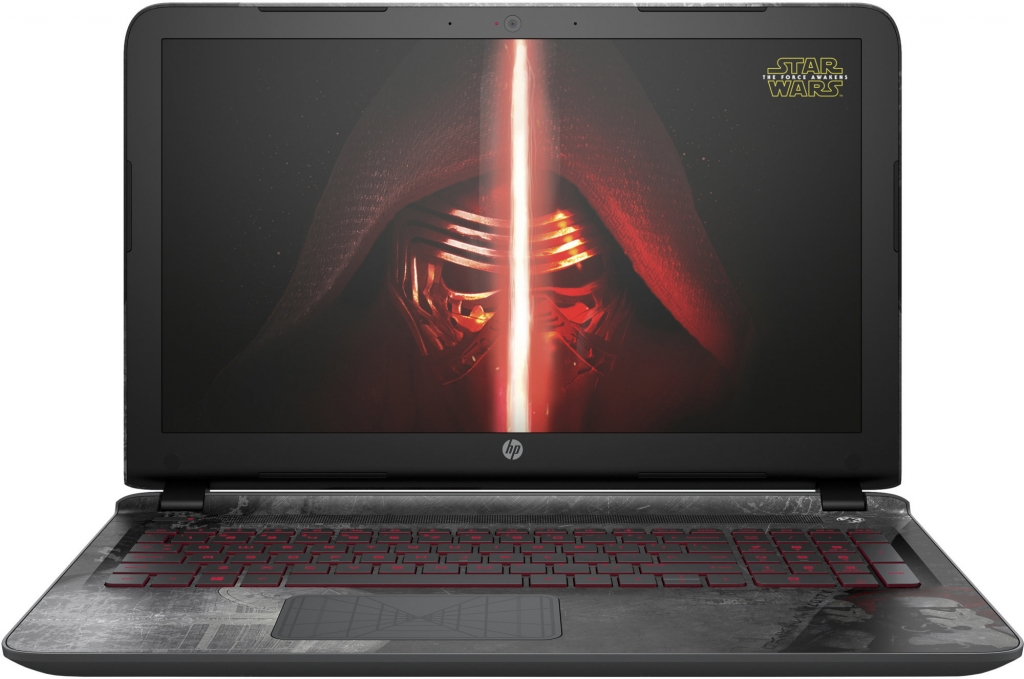 HP Pavilion 15-an003 Star Wars Edition T1L49EA