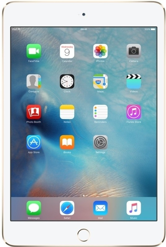 Apple iPad Mini 4 Wi-Fi 32GB Gold MNY32FD/A