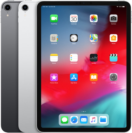 Apple iPad Pro 11 (2018) Wi-Fi 256GB Silver MTXR2FD/A
