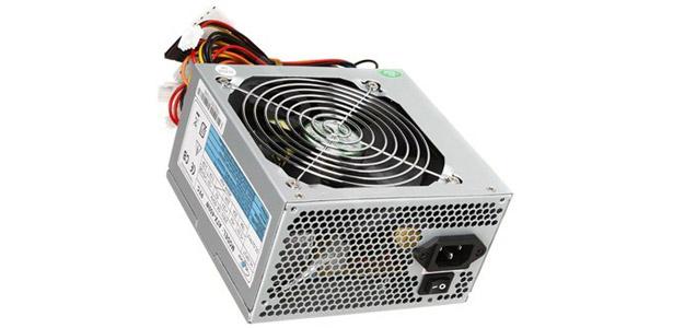 Test pěti zdrojů (400-450W) v poměru cena/výkon - Zima 2012
