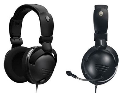 Alienware TactX Headset, Dell 624-10076