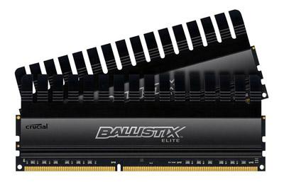CRUCIAL Ballistix Elite 8GB (2x4GB) 1600MHz BLE2CP4G3D1608DE1TX0CEU