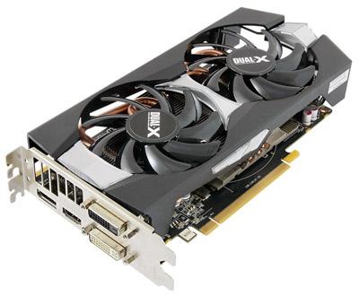 Sapphire Radeon R9 270X Dual-X OC With Boost 2GB DDR5, 11217-01-20G