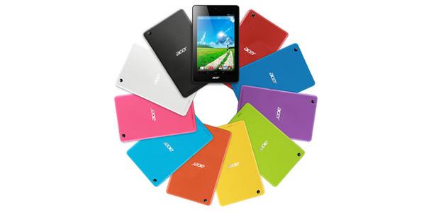 Acer Iconia One 7 — atraktivní cena a (pod)průměrná výbava