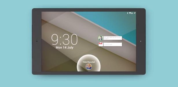 Google Nexus 8 se blíží