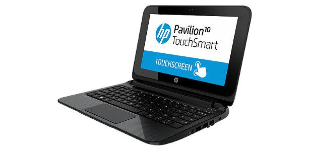 HP představil Pavilion 10z - dotykový notebook sprocesorem Mullins od AMD