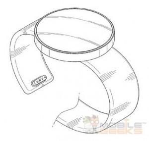 Kulaté hodinky Samsung