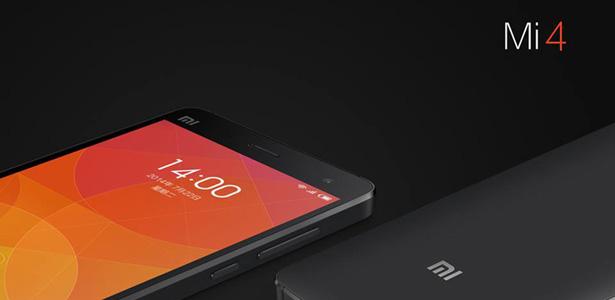 Xiaomi Mi4 představen!