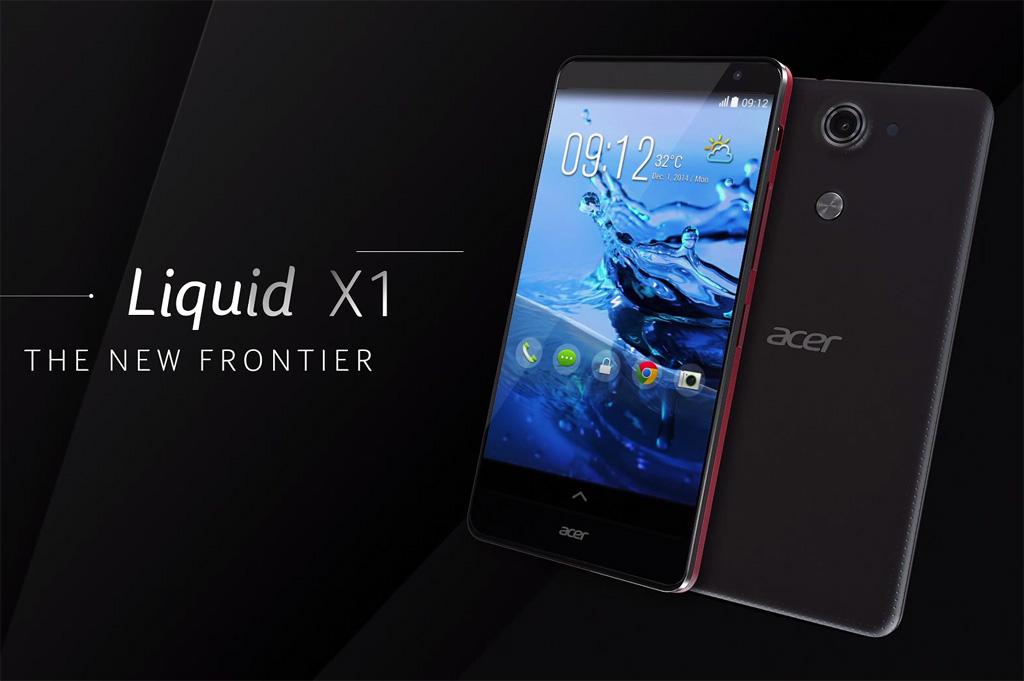 Acer Liquid X1: osmijádro a vynikající fotoaparát pod 6000 korun!