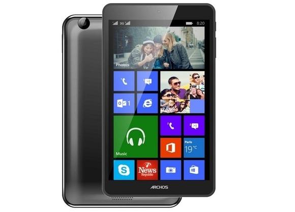 Archos představí tablet s Windows pod 3500 Kč!