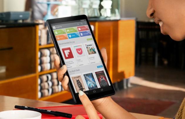 Tablet Google Nexus 8 od HTC: ještě lepší než čekáme
