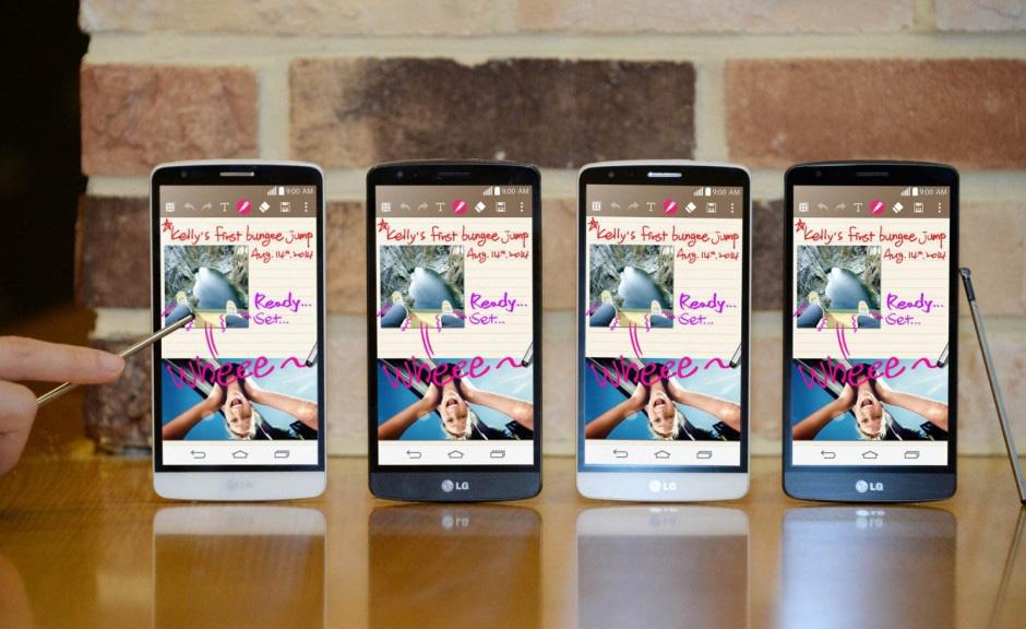 LG G3 Stylus oficiálně, parametry jsou spíše zklamáním