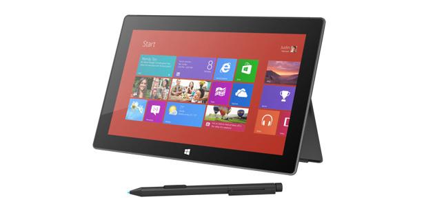 Microsoft uvedl další verze tabletu Surface s procesory i3 a i7
