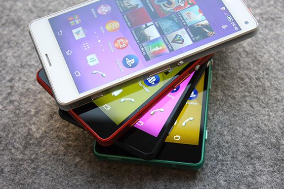 Sony Xperia Z3 Compact: 4 barevné varianty a solidní výbava