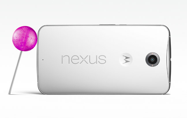 VIDEO: Smartphone Google Nexus 6 představen!
