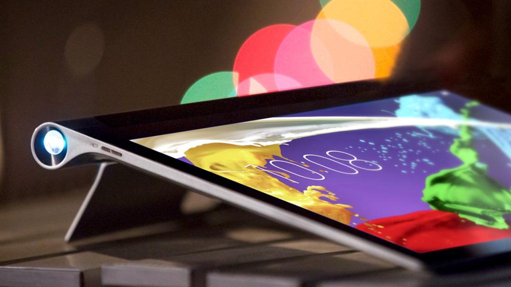 První tablet s projektorem! - Lenovo Yoga Tablet 2 Pro
