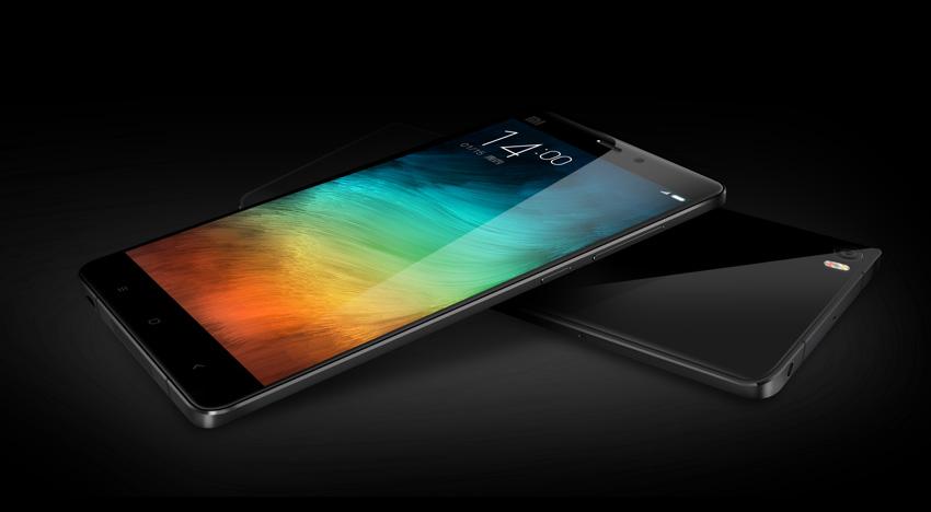 Xiaomi Mi Note Pro - nový král smartphonů