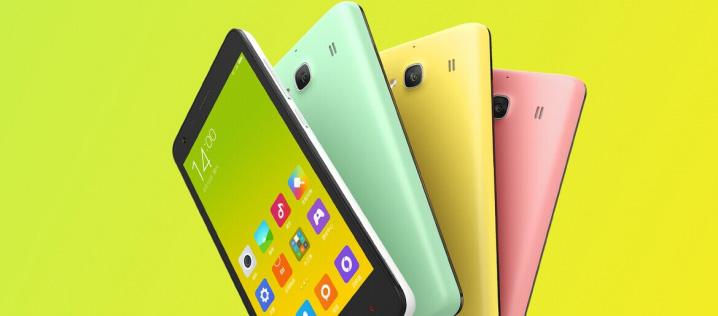 Xiaomi Redmi 2 odhalen! Kvalita a nízká cena, včetně LTE