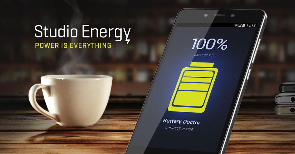 Smartphone s výdrží 4 dny: BLU Studio Energy
