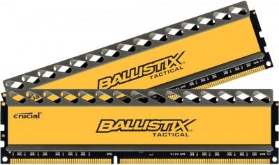 Operační paměť Crucial Ballistix Tactical DDR3 8GB (2x4GB)