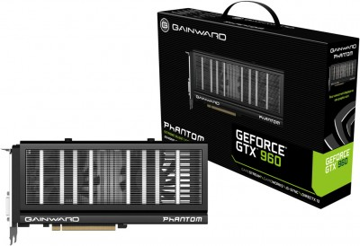 Grafická karta Gainward GeForce GTX 960 Phantom 2GB