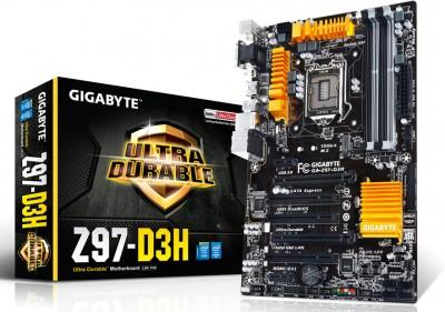 Základní deska Gigabyte GA-Z97-D3H