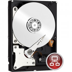 Magnetický disk Western Digital Red 3TB