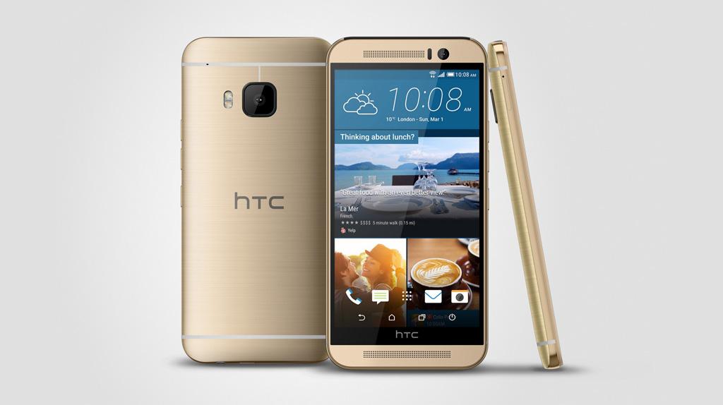 HTC One M9 představen!