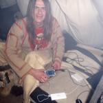 Luděk Šťastný a jeho sestava s Raspberry Pi Model B+