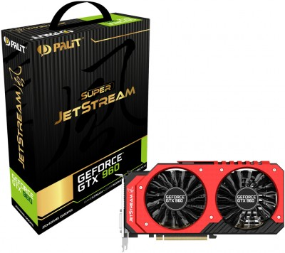 Palit GTX 960 Super JetStream NE5X960T1041-2060J
