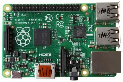 Raspberry Pi Model B+ 512 MB