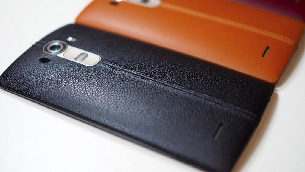 LG G4 oficiálně představen! Ohromný displej v koženém kabátě