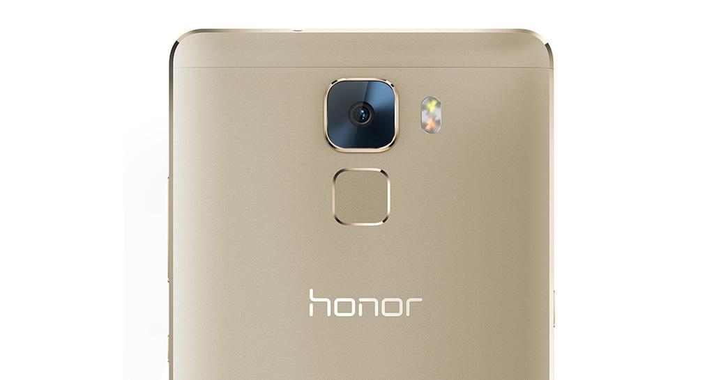 Elegantní kovový Huawei Honor 7 představen!