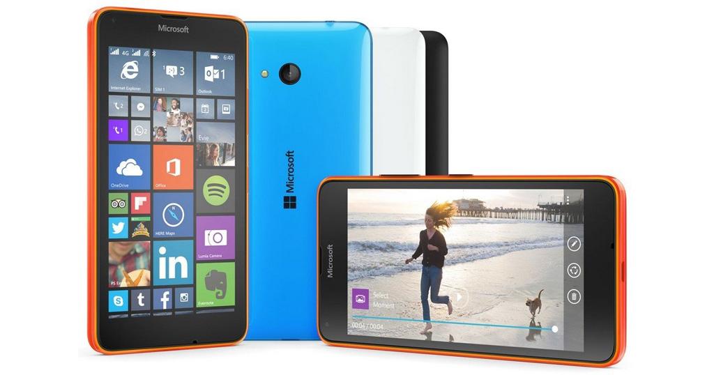 Nejlepší mobil s Windows (do 5000 Kč) - Červen 2015