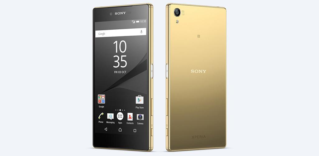 VIDEA: Nové modely Sony Xperia Z5, nejrychlejší autofokus či 4K displej