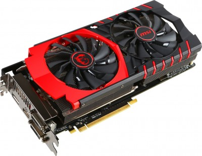 MSI R9 390X Gaming 8G